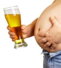 Macht Alkohol dick?