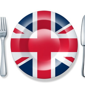 englisches Essen