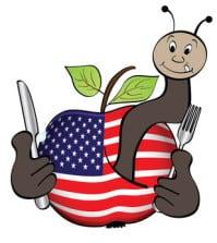 Gesund essen in den USA