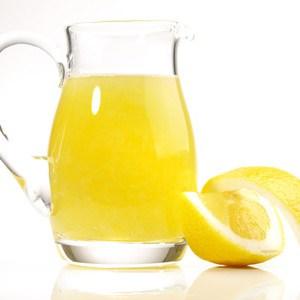 Zitronensaftkur
