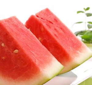 Wassermelone Melone