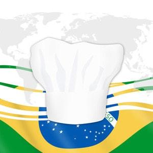 Essen in Brasilien