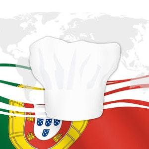 Essen in Portugal