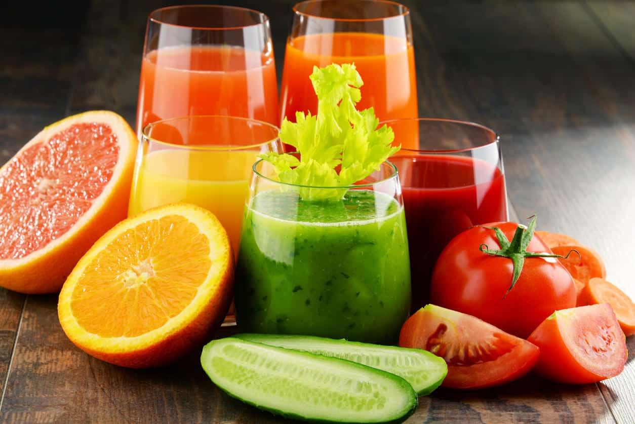Zweiwöchige Diät zum Abnehmen