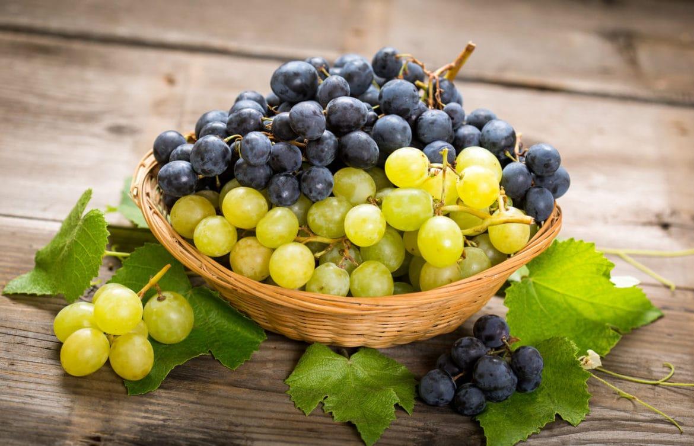 Weintrauben In Der Schwangerschaft