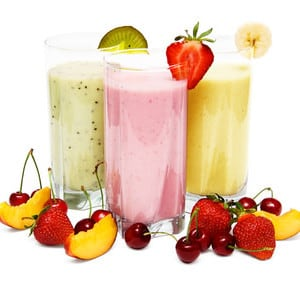 Smoothies gesund