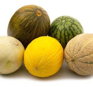 Melonen gesund