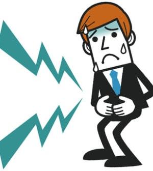 Bauchschmerzen durch Stress