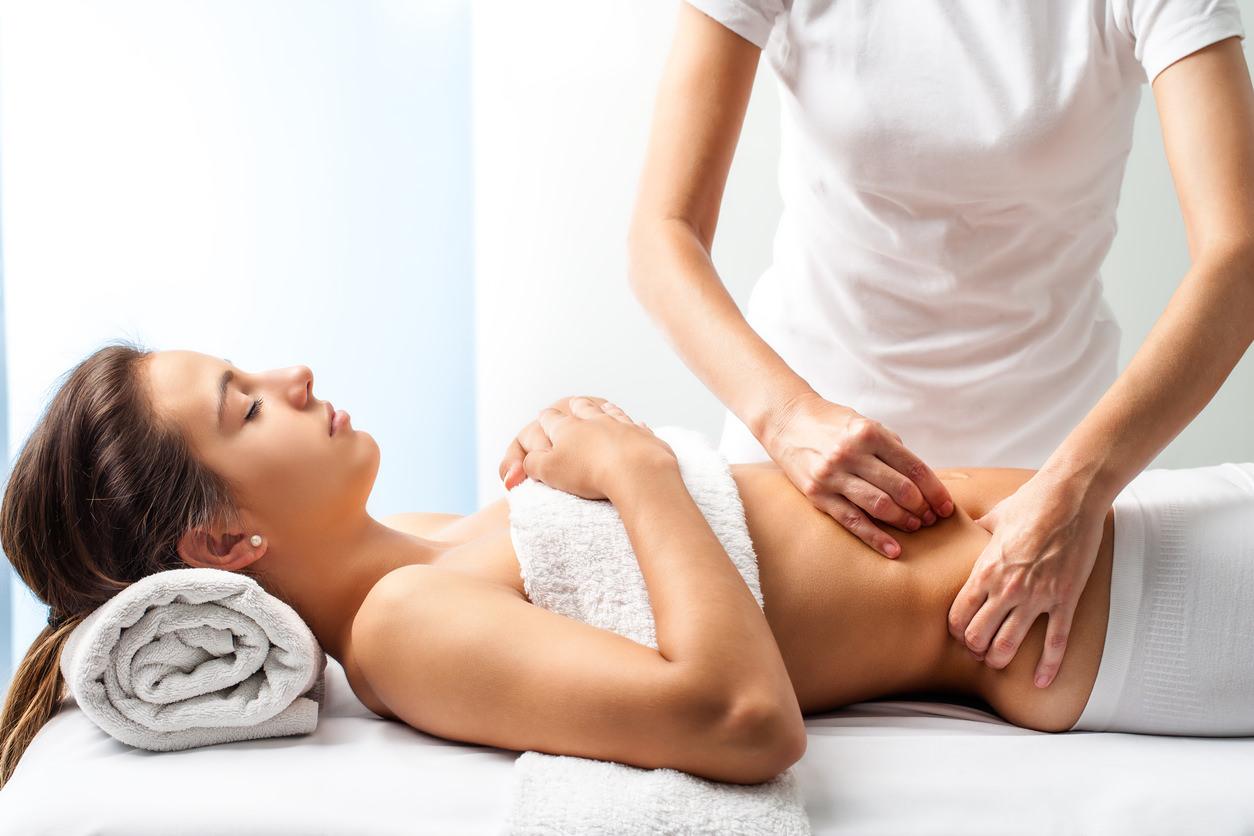 Abnehmen Massagen funktionieren