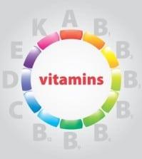 Die Vitamine von A bis K