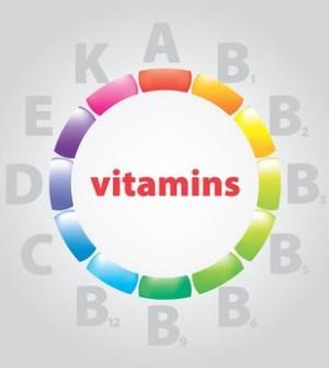 Vitamine A bis K