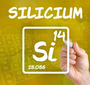 Spurenelement Silicium