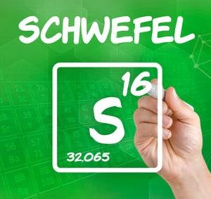 Mineralstoffe Schwefel