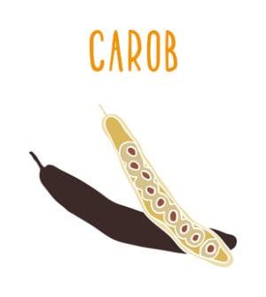 Superfood Carob