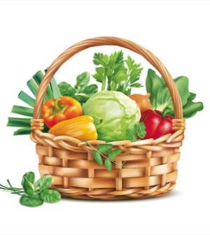 Vitamine in Gemüse