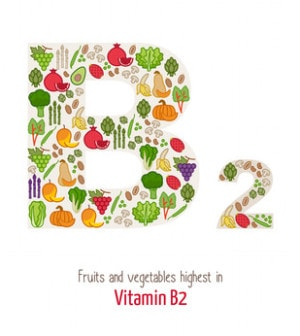 Infos über Vitamin B2