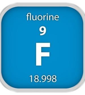 Spurenelement Fluor