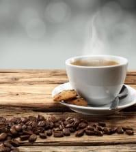 Kaffee und Blähbauch