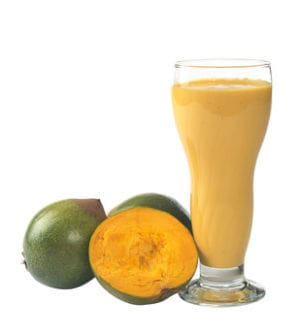 Lucuma Frucht